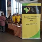 Stand des Deutsch-Afrikanischen Zentrums