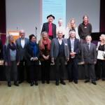 Preisträger des Literaturwettbewerbes