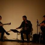 Eröffnung; Trio Ziryab