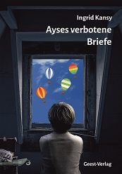 kansy Asys verbotene Briefe Cover