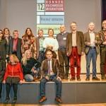 Gruppenbild Preisverleihung Literaturwettbewerb; Foto: Jürgen Seidel